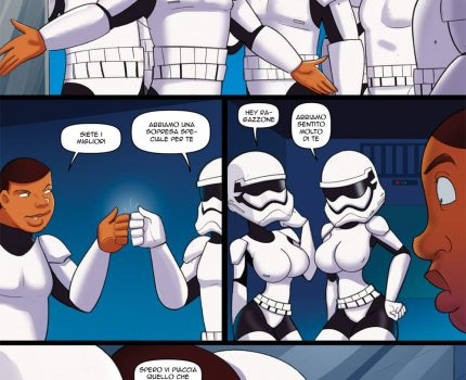 Star wars il risveglio del cazzo